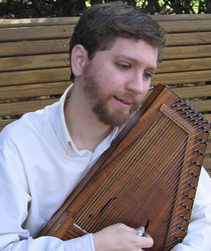 RSVP of <b>Dane County</b> Enrich your life through volunteering. - dan-with-autoharp